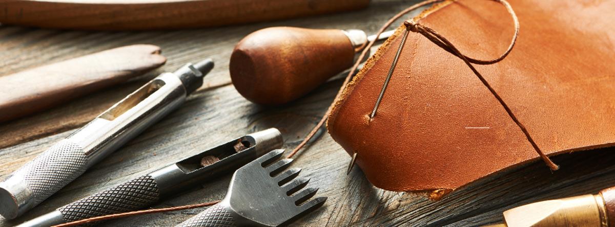 Les caprices de Kat, maroquinières, créations de sac et pochettes cuir
