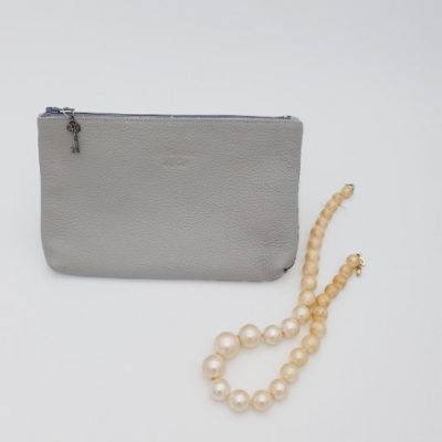 maroquinerie artisanale pochettes cuir ou tissu les caprices de kat